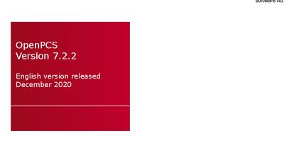 OpenPCS Release Notes