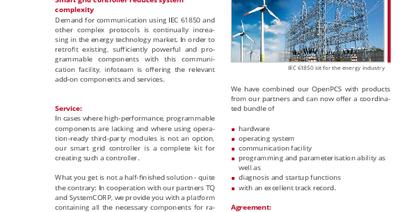 Smart grid controller