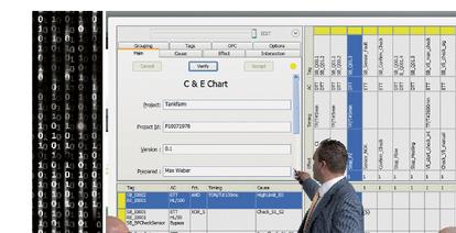 Engineering von Sicherheitsfunktionen mit Cause-and-Effect-Charts